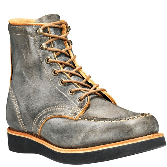 a906886295 Timberland Shoes   Mens American Craft Moctoe Boots   Poshmark